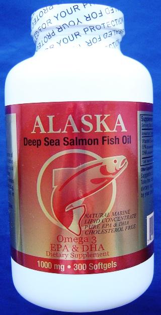 Megahealth online inc for Alaska deep sea fish oil